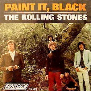 Superrock kyoi radio server for The rolling stones paint it black